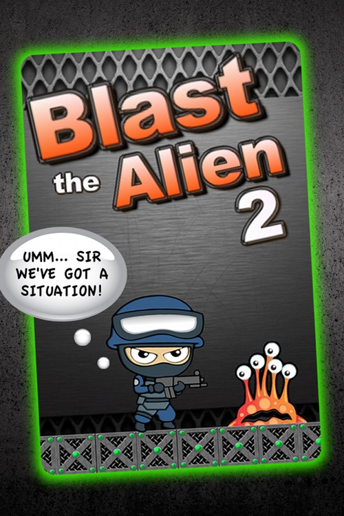 Blast The Alien 2 Lite