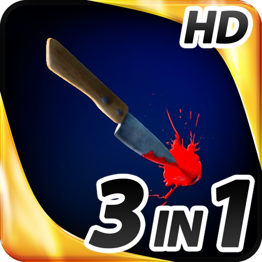 Hidden Objects - 3 in 1 - Thriller Pack HD