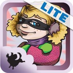 Violet and the Mystery Next Door Lite - Interactive Children's Storybook