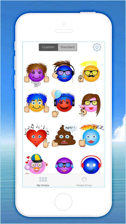 Emoji Studio Create - Create Custom your own Emoji Pro screenshot-2