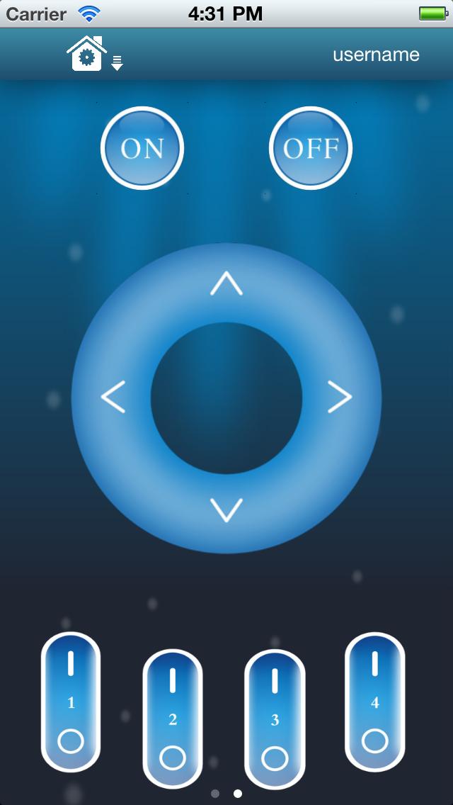 Wifi Controller 2 screenshot two
