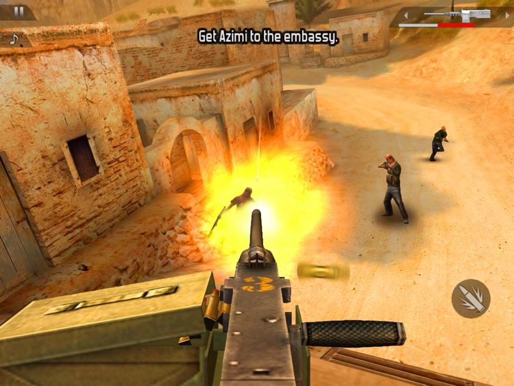 Modern Combat 2: Black Pegasus HD screenshot-3