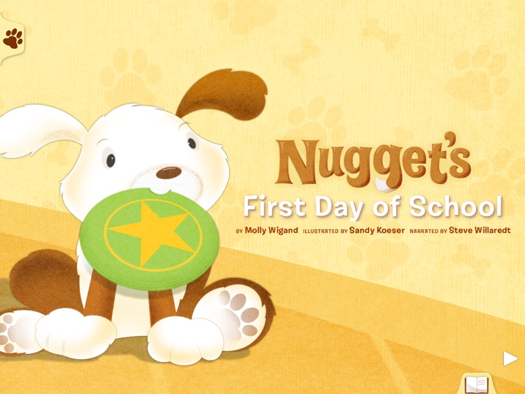 Nugget's First Day of School screenshot-3