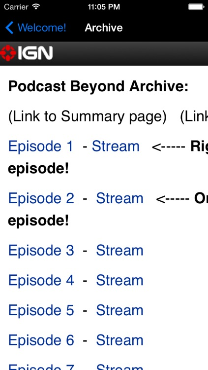 Podcast Beyond Soundboard screenshot-3