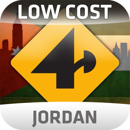 Nav4D Jordan @ LOW COST icon