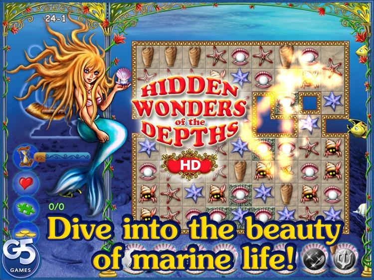 Hidden Wonders of the Depths HD screenshot-0