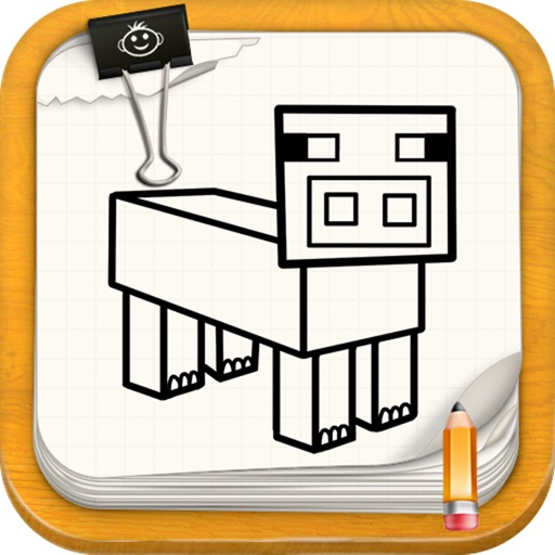 Learn To Draw : Minecraft Version