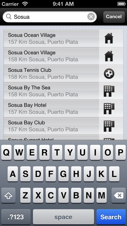 Dominican Republic GPS Map Navigator screenshot-3