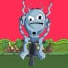 Mega Jumpy Monster Extreme - Pogo-stick Jump-er