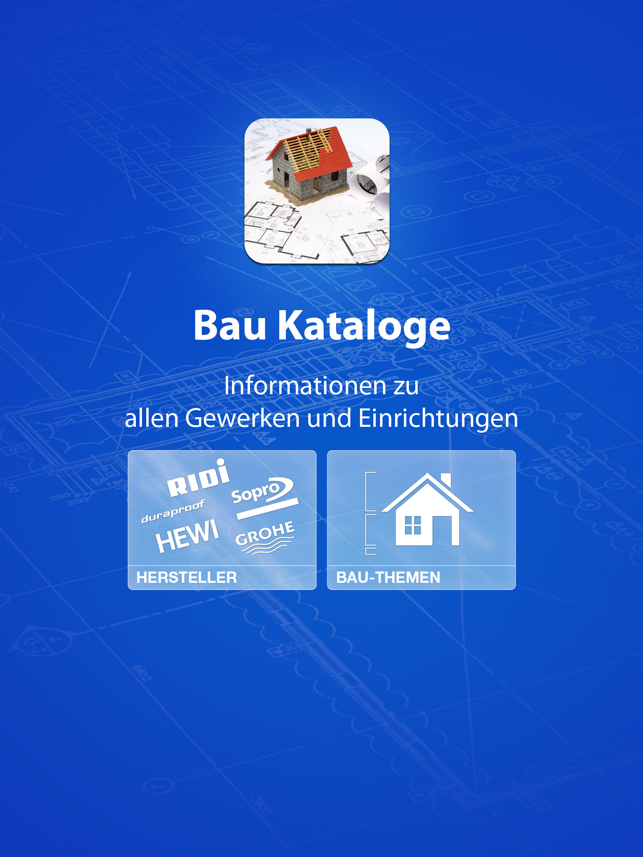 ‎Bau Kataloge Screenshot