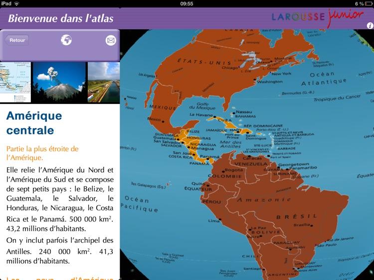 Atlas Junior Larousse screenshot-4