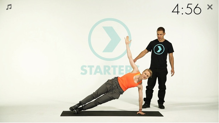 Starters - Fitness