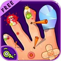 Baby Nail Doctor- Girls & Fun Kids Games