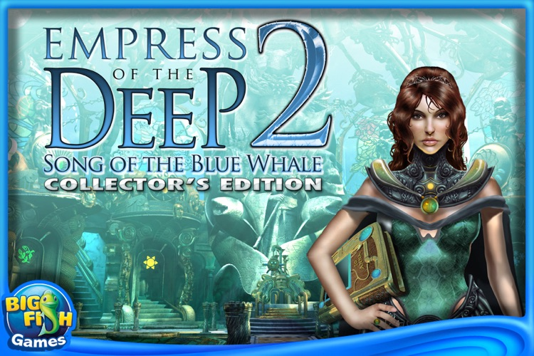 Empress of the Deep 2: Song of the Blue Whale (Full) screenshot-0