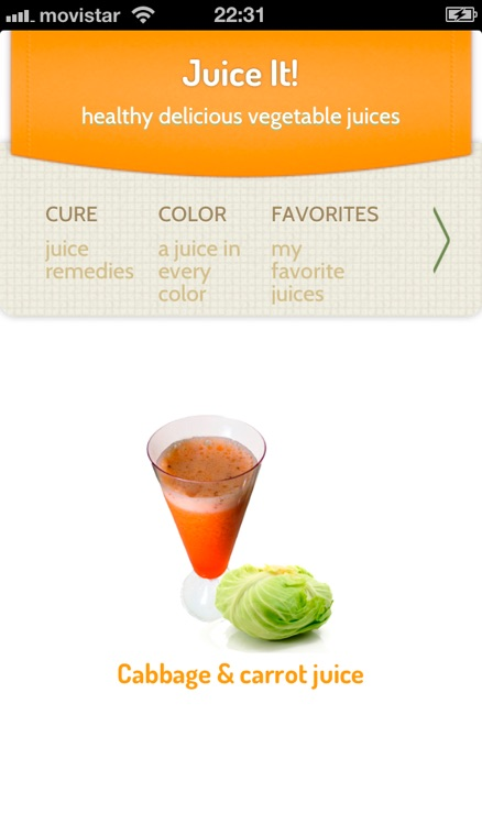 Vegetable Juices with Fruit