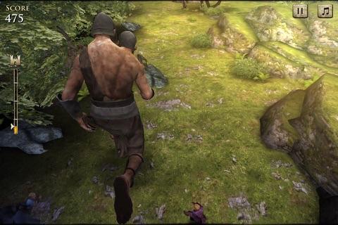 Screenshot of Fallon s Fury