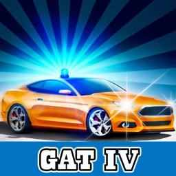 Gangsta Auto Thief IV: 3D Heist Escape Hustle in West-Coast City