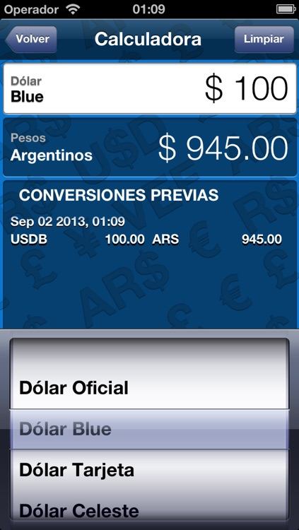 Dólar Libre