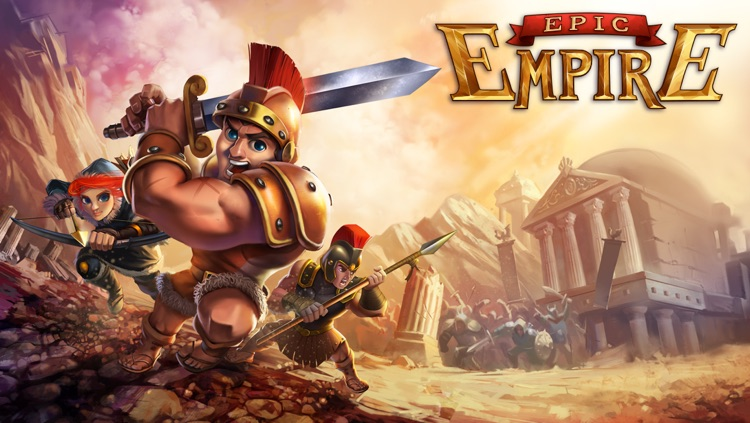 Epic Empire: A Hero's Quest screenshot-4
