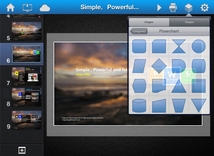 Office Assistant HD - Create & Edit DOC(X), XLS(X), PPT(X), TXT, PDF Documents