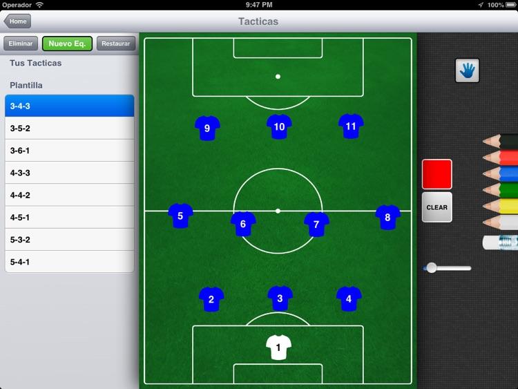 SoccerXpert screenshot-3