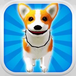 A Puppy Dog Run 3D: My Cute Doggy Pet - FREE Edition