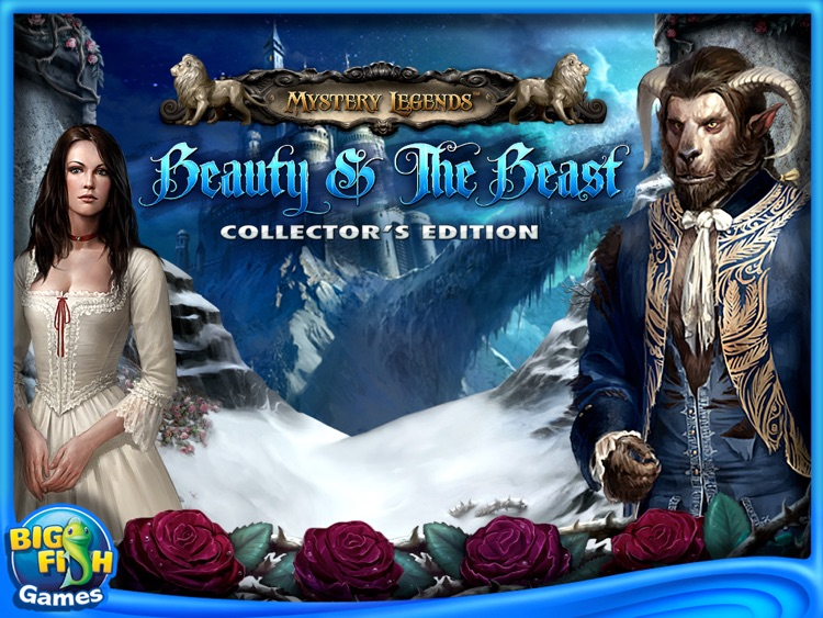 Beauty and the Beast: Mystery Legends Collector's Edition HD (Full) screenshot-0