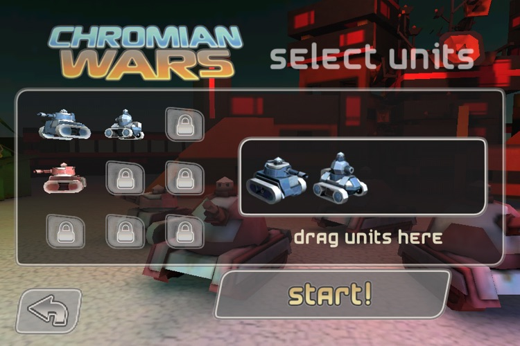 Chromian Wars