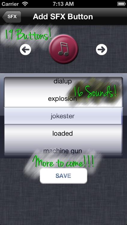 SFX screenshot-4