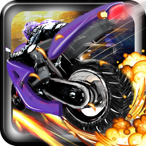 Nitro Bike Race HD - Full Version icon