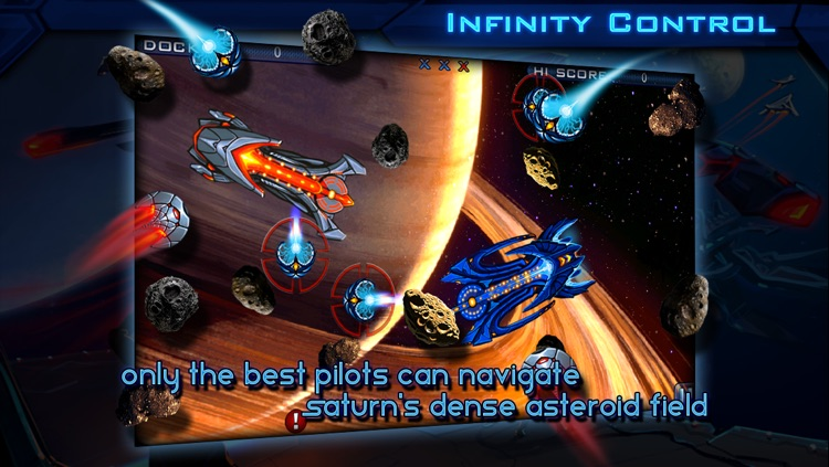 Infinity Control: Starseed screenshot-2