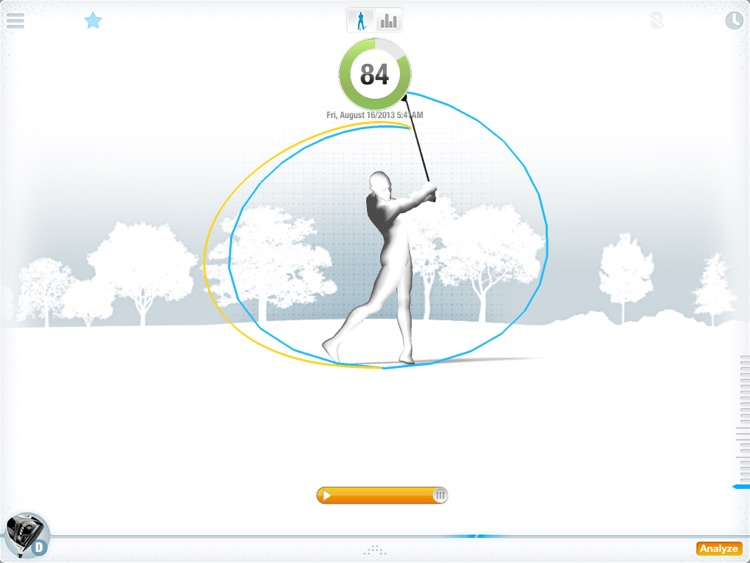 GolfSense for iPad