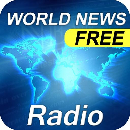 All World News Radio Free iOS App