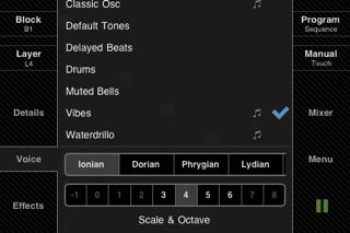 Screenshot #3 pour SoundGrid Live!