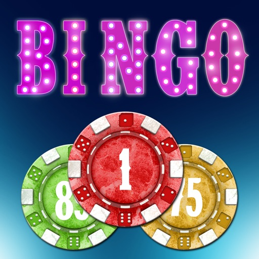 Las Vegas Bingo Mania Pro - win casino gambling tickets icon