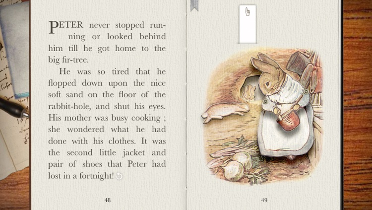 PopOut! The Tale of Peter Rabbit screenshot-4