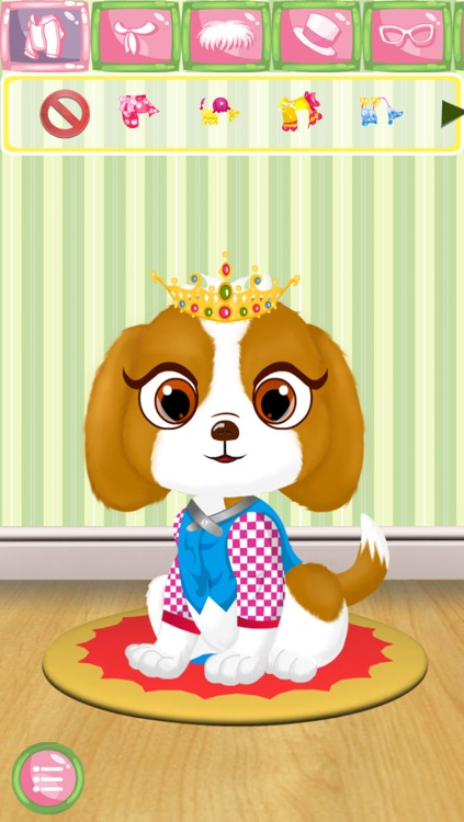 Dress Up - Pet Salon