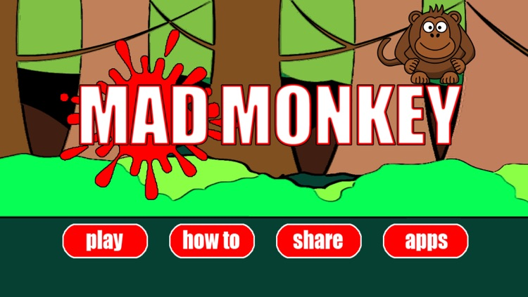 Mad Monkey : Best Arcade Kid Game (Kids Games+ Retro Arcade = Fun)