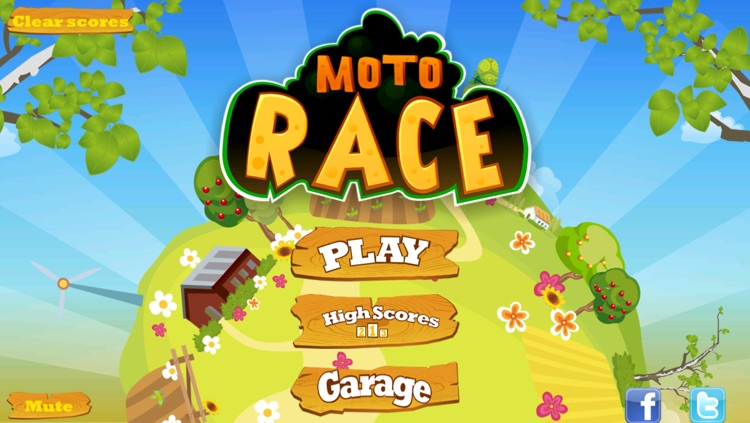 Moto Race Free screenshot-0