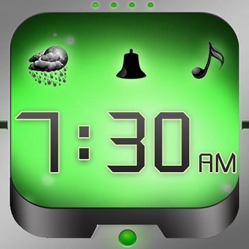 Neon Alarm Clock Lite