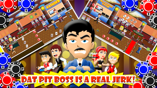 Pit Boss Bully Smash! - Beat the Royal Casino Jerk