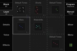 Screenshot #2 pour SoundGrid Live!