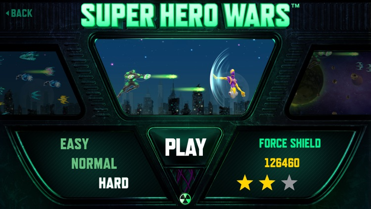 Super Hero Wars screenshot-3