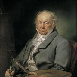 Goya 117 Paintings HD 120M+