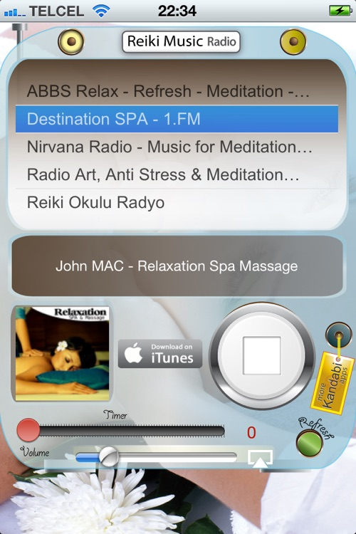 Reiki Music Radio