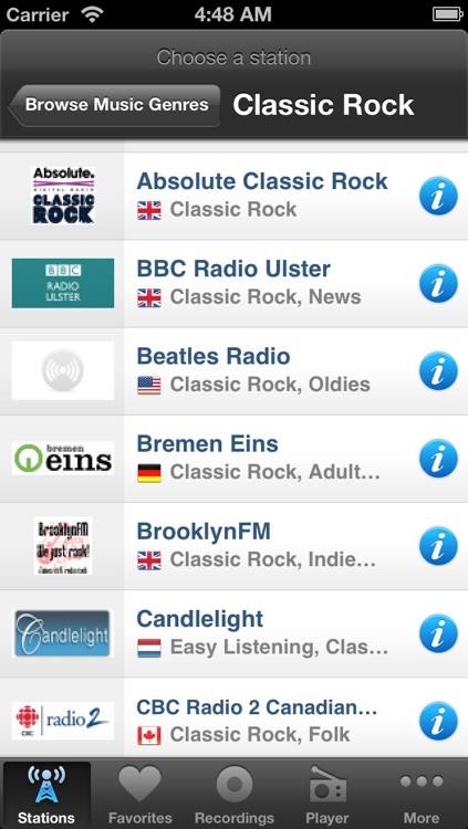 Internet Radio Box screenshot-3