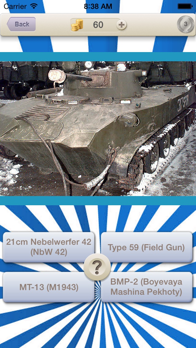 Tank Quiz :Word Game Guess Name of Armored Tanker History World War Cheat Codes