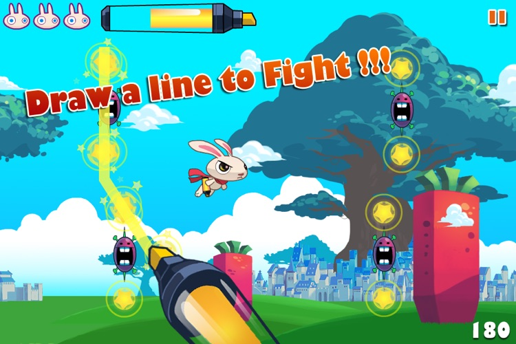 Carrot War screenshot-0
