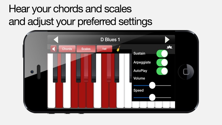 Piano Chords & Scales screenshot-4