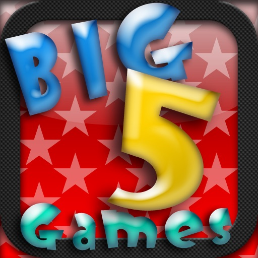 BIG 5 Games icon